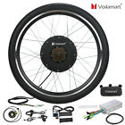 26 Electric Bike Rear Wheel Bicycle Conversion Kit Hub Motor Cycling 48V 1000W