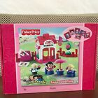 Fisher Price Little People Sweet VALENTINE Set 2003 Retired Playset NEW