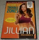 NEW Factory Sealed Jillian Michaels No More Trouble Zones DVD 2009