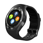 Bluetooth Smart Watches Phone Mate For Android IOS iPhone Samsung LG HuaWei Y1