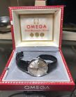 Omega Seamaster DeVille Date Automatic 562 Vintage Watch Crosshair Dial 2-tone