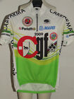 BIKE CYCLING JERSEY SHIRT MAILLOT CYCLISM SPORT GF COLNAGO 2009 PARENTINI size L
