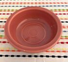 Vintage Fiestaware Rose 4 3/4 inch Fruit Bowl Fiesta Pink Small Bowl 1950s
