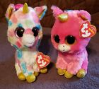 Ty Beanie Boos PROTOTYPE/REJECT w/Zoey & Pegasus tush tags...hang tags-Brownie