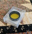 Celestron Series Telescope 125 Filter 12 Deep Yellow in Case