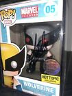 Marvel Comics Funko Pop Hot Topic Exclusive Wolverine Signed By STAN LEE!!