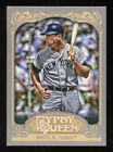 2012 Topps Gypsy Queen Variation Short Prints Checklist and Visual Guide 62