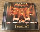 Angra - Angels Cry 20th Anniversary Tour (2 CD Live Album, 2013) Fabio Lione