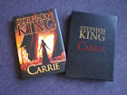 Stephen King Carrie Deluxe Slipcased Edition Cemetery Dance SIGNED by ARTIST