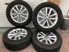 Jaguar F Pace 18 Alloy Wheels And Tyres
