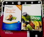Weight Watchers 2011 Dining Out And 2012 Shop With A Pink Polka Dot Binder