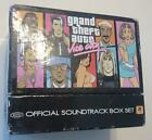 Grand Theft Auto Vice City Official Soundtrack Box Set LIKE NEW
