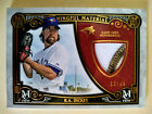 R.A. Dickey Rookie Cards and Autograph Memorabilia Guide 16