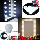 10Pcs Makeup Mirror Vanity LED Light Bulbs Lamp 3 Levels Brightness Adjustable