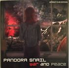 Pandora Snail - War and Peace CD 2014