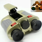 Surveillance Scope Night Vision Binoculars Telescope Pop Up Light Toy Gift KidGX