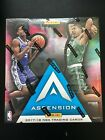 Panini Ascension Basketball 2017-18 Factory Sealed Hobby Box 1 Autograph Auto