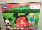 MICKEY MOUSE CLUBHOUSE INFLATABLE BABY POOL WITH SPRINKLER NIB NEW