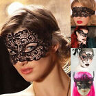 Sexy Women Black Lace Eye Face Mask Masquerade Party Ball Prom Costume Charms