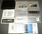 1994 Mercedes Benz SL320 SL500 SL600 SL Class 500 600 320 Owners Manual - SET
