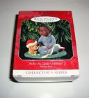 NEW HALLMARK 1998 RICKY-ALL GOD'S CHILDREN MARTHA ROOT ORNAMENT 3RD IN SERIES