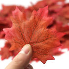 Artificial Maple Leaves Fall Silk Leaves Simulation Faux Autumn Leaves 300pcs
