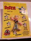 Popeye Bendy Figure 3 Sealed JUSCO 1988 NEW  new old stock