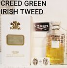 *LOWEST PRICES* CREED GREEN IRISH TWEED 1,2,3,5 &10ML DECANTS AUTHENTIC