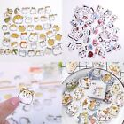 33pcs Vintage Stickers Kawaii Stationery DIY Scrapbooking Diary Paper Stickers