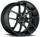 4Rims 20 Staggered Niche Wheels M130 Targa BM Rims FS