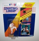 MLB Starting Lineup Special Series - Roger Clemens - 1992 - w/Poster