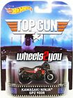 KAWASAKI NINJA GPZ 900R - Top Gun - Hot Wheels Retro Entertainment