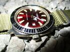 ALTIMATIC Vintage Diver Taucheruhr Automatic 40 mm 60er Jahre 1960s