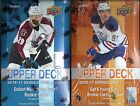 2016-17 Upper Deck Hockey 2- Box Factory Sealed Hobby Box Lot (Series 1 + 2)