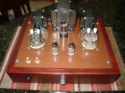 832 Stereo Tube Amplifier Push-Pull, 14 Watts hand built 12AT7 5Y3 832 Amp