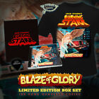 JACK STARR'S BURNING STARR - BLAZE OF GLORY, LTD 100 BOX SET: CD, T-SHIRT, PICK