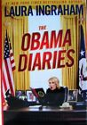 The Obama Diaries AUTOGRAPHED by Laura Ingraham 2010 Hardcover