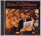 DICK HAYMES: Richard the Lion-Hearted  SEALED Fresh Sound Latin jazz CD