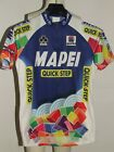 BIKE CYCLING JERSEY SHIRT MAILLOT CYCLISM SPORT TEAM MAPEI SPORTFUL size L