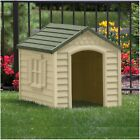 XL Dog Kennel Outdoor Comfort For X Large Dogs Pet Insulated Huge Cabin House