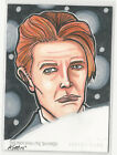 2015 The Man Who Fell To Earth Trading Cards - David Bowie Autographs 22