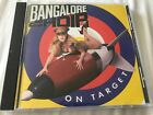 Bangalore Choir - On Target 1992 Giant David Reece OOP RARE 80s Hair Metal CD