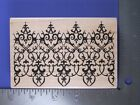 SALE RUBBER STAMP ORNATE BORDER STAMPENDOUS P247