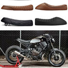 Motorcycle Cafe Racer Vintage Seat Flat & Hump Saddle For Yamaha XSR900 XSR700