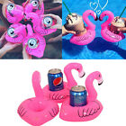 Flamingo Inflatable Float Cup Drink Holders Swimming Pool Summer Party Toy US