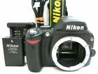 Nikon D40 6.1 MP Digital SLR Camera Body Brand New  charger /Battery Strap cable