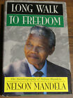 Long Walk to Freedom Autobiography of Nelson Mandela AUTOGRAPHED HB 1stEd COA