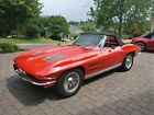 1963 Corvette 1963 Chevrolet Corvette Convertible 4 Speed