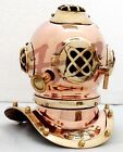 Brass Diving Helmet US Navy Mark V Deep Sea Marine Divers