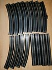 Lionel prewar 1938 42 OO gauge track 12 curved 4 straight no rust very nice